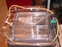 Flow Table Apparatus (Tray, Pump, Hose & Nozzle)
