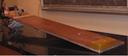 Waxed Board